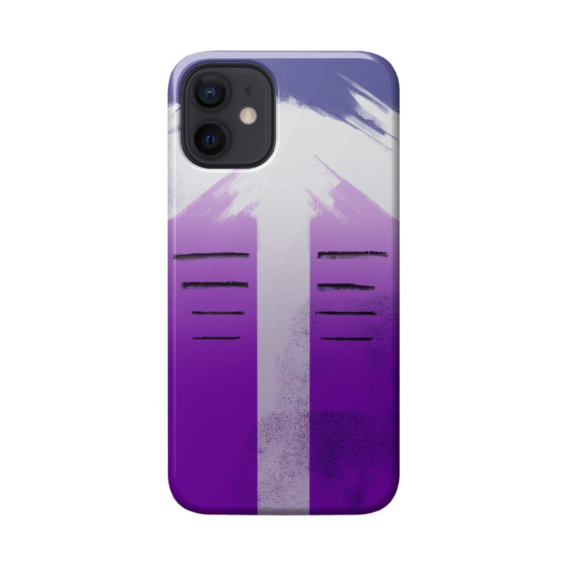 Trident Accessories Phone Case by Athenic