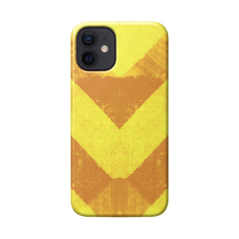 Chevron Accessories Phone Case by Athenic