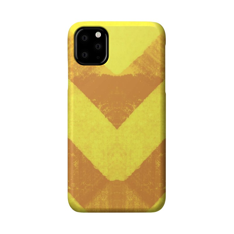 Chevron Accessories Phone Case by Athenic