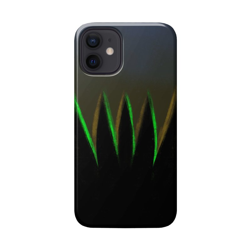 Alien Maw Accessories Phone Case by Athenic