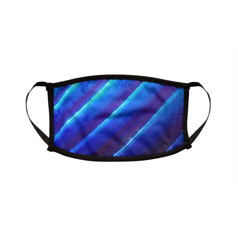 Waves Accessories Face Mask by Athenic
