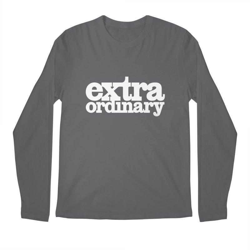 Extra Ordinary Men's Longsleeve T-Shirt by Athenic