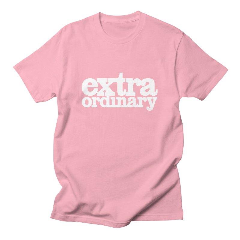 Extra Ordinary Men's T-Shirt by Athenic