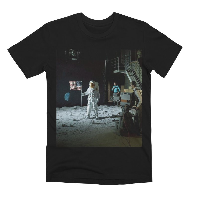 This is a test Men's Premium T-Shirt by Feed me tacos!