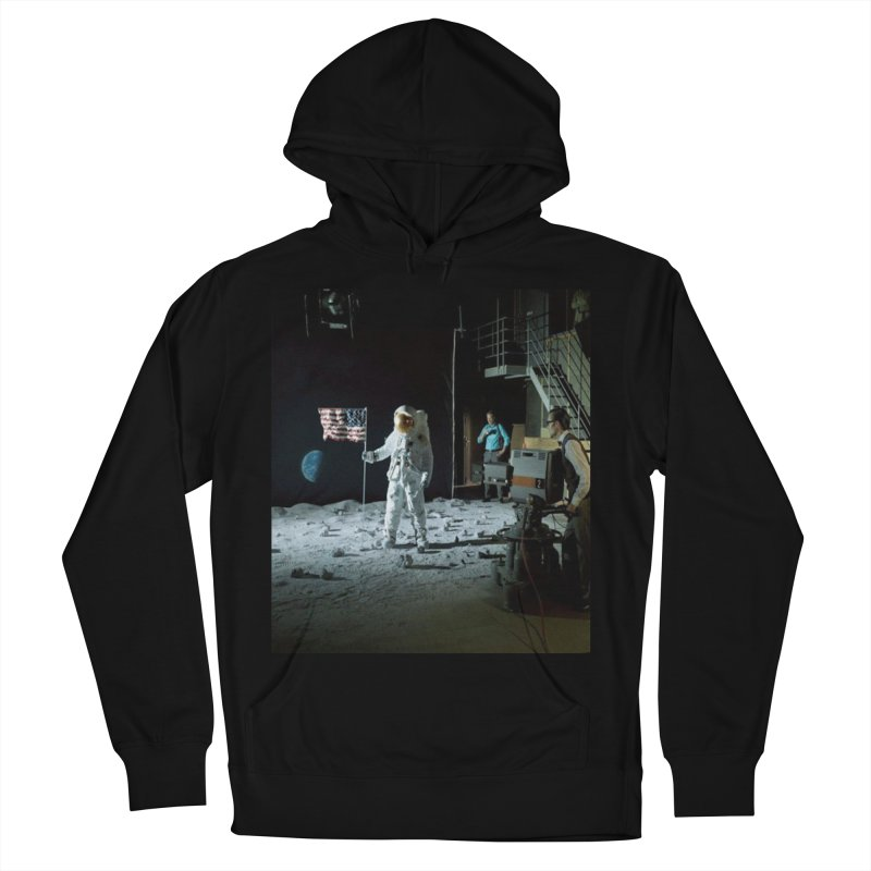 This is a test Men's French Terry Pullover Hoody by Feed me tacos!