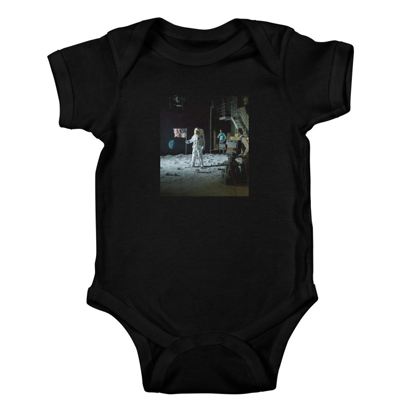 This is a test Kids Baby Bodysuit by Feed me tacos!