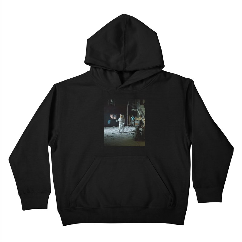 This is a test Kids Pullover Hoody by Feed me tacos!