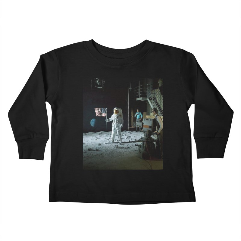 This is a test Kids Toddler Longsleeve T-Shirt by Feed me tacos!