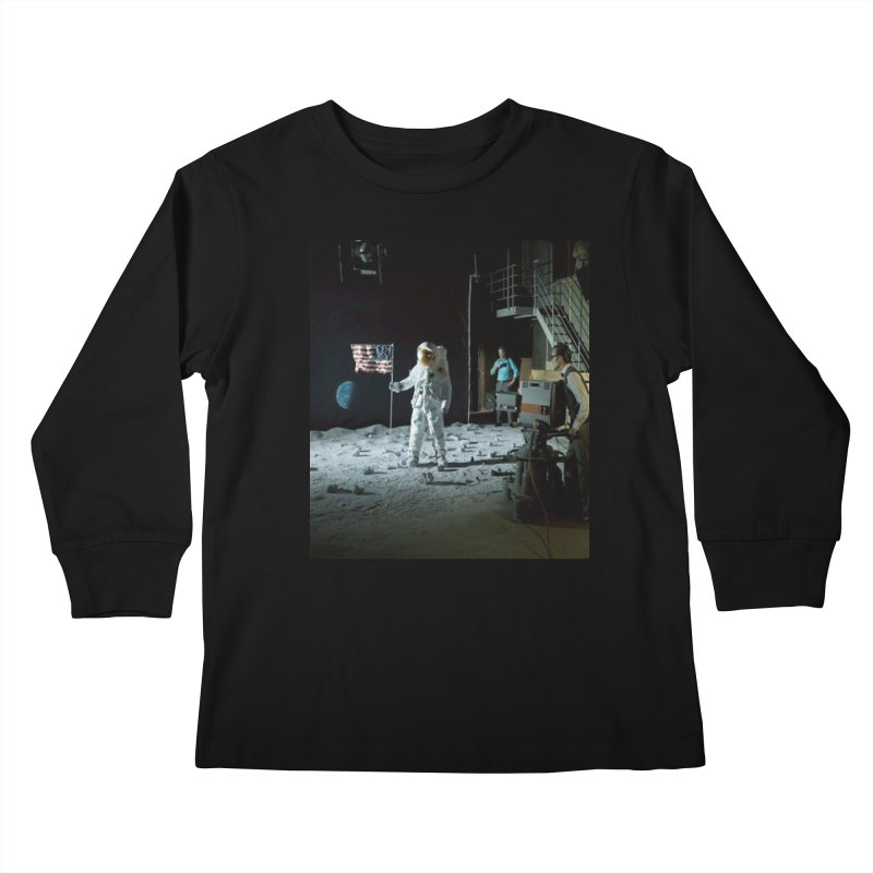 This is a test Kids Longsleeve T-Shirt by Feed me tacos!