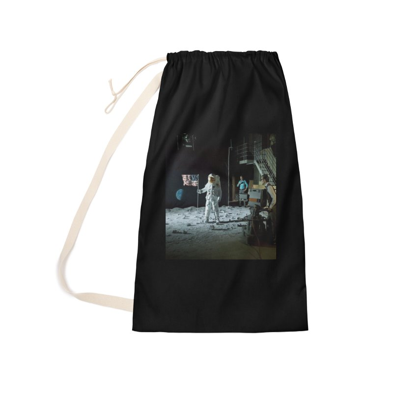 This is a test Accessories Laundry Bag Bag by Feed me tacos!