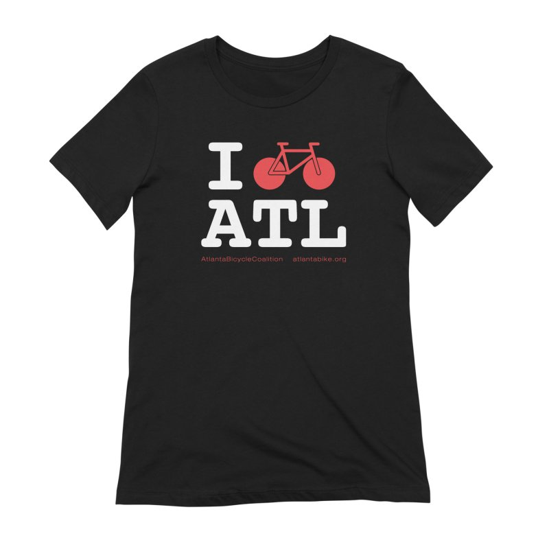 Women's None by Atlanta Bicycle Coalition's Merch Shop