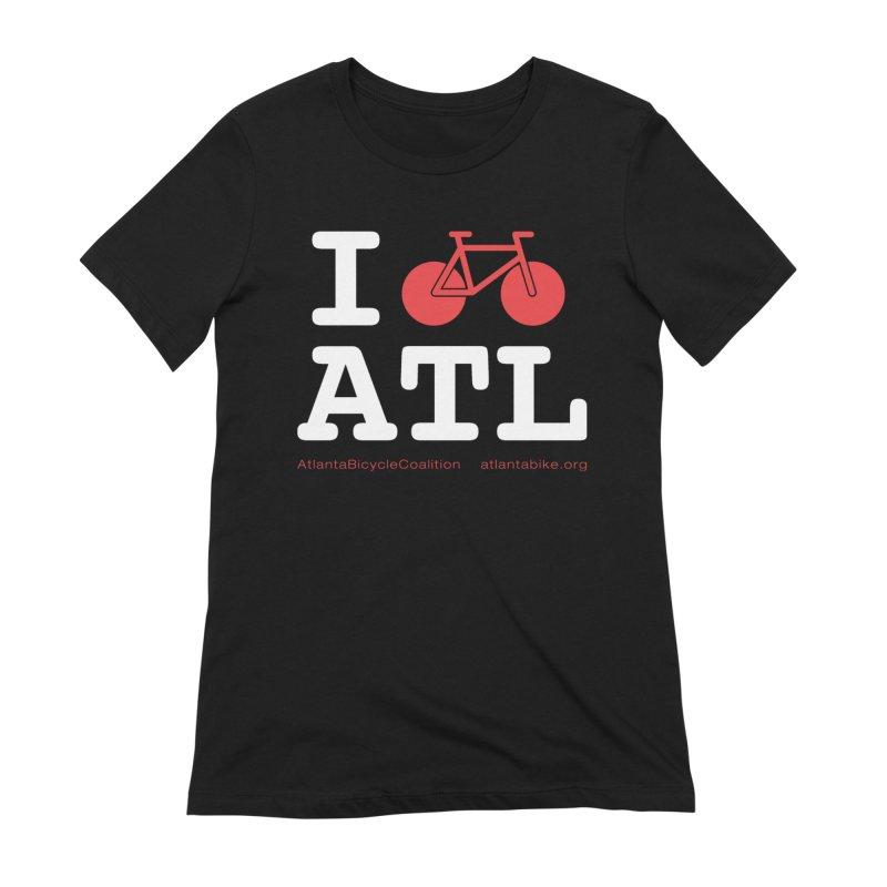 Women's None by Atlanta Bicycle Coalition's Merch Shop