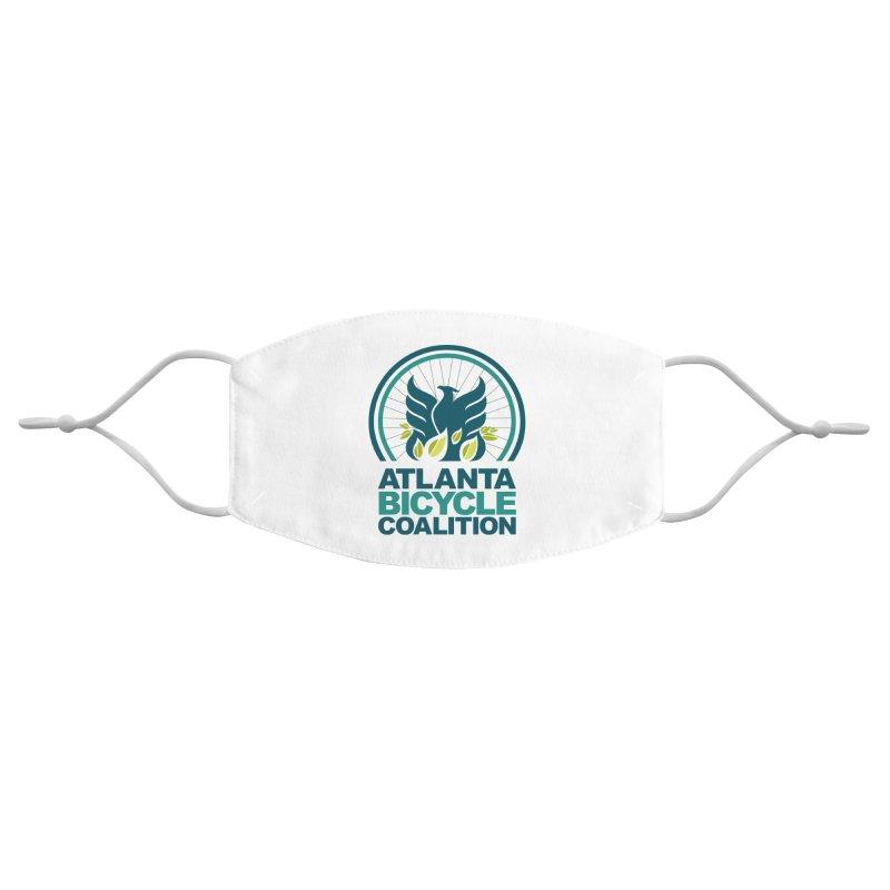 Atlanta Bicycle Coalition logo Accessories Face Mask by Atlanta Bicycle Coalition's Merch Shop