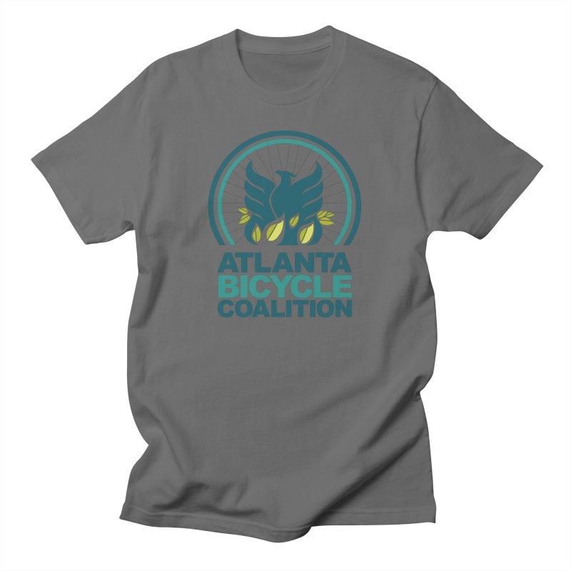 Atlanta Bicycle Coalition logo Men's T-Shirt by Atlanta Bicycle Coalition's Merch Shop