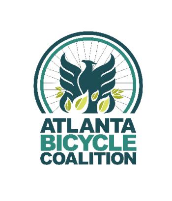 Atlanta Bicycle Coalition's Merch Shop Logo