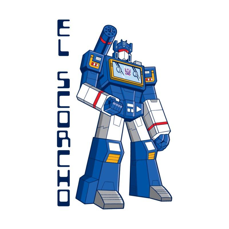 El Scorcho - Soundwave Kids T-Shirt by ATL Tribute Bands Shop