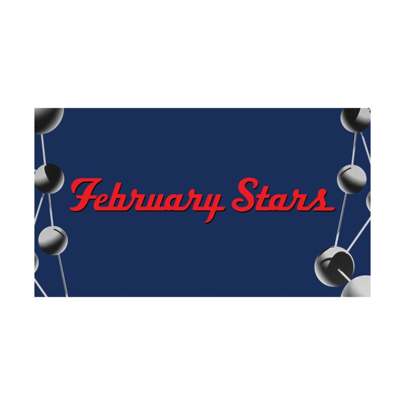 February Stars Logo by ATL Tribute Bands Shop