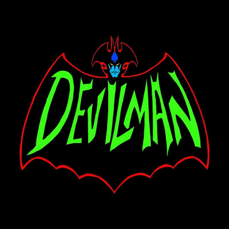 Devilman Men's T-Shirt by atomagedevilman's Artist Shop