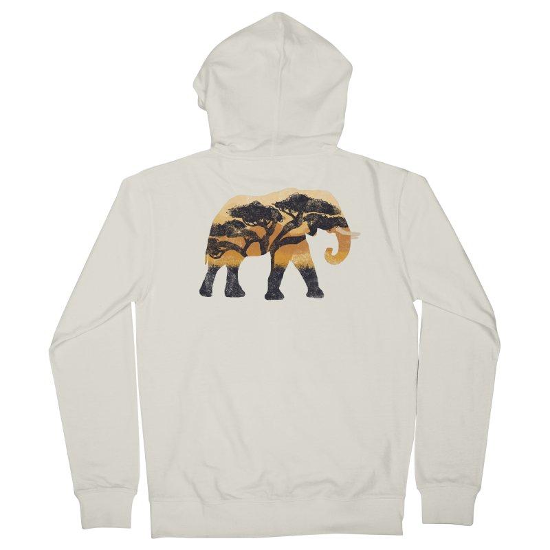 Safari Women's Zip-Up Hoody by AtomicChild Design