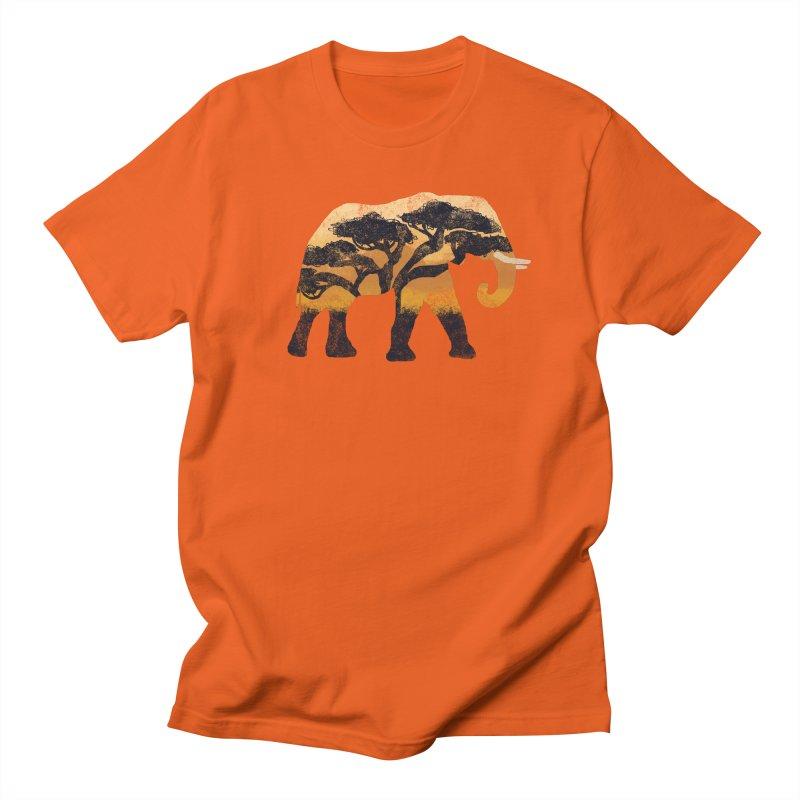 Safari Men's Regular T-Shirt by AtomicChild Design
