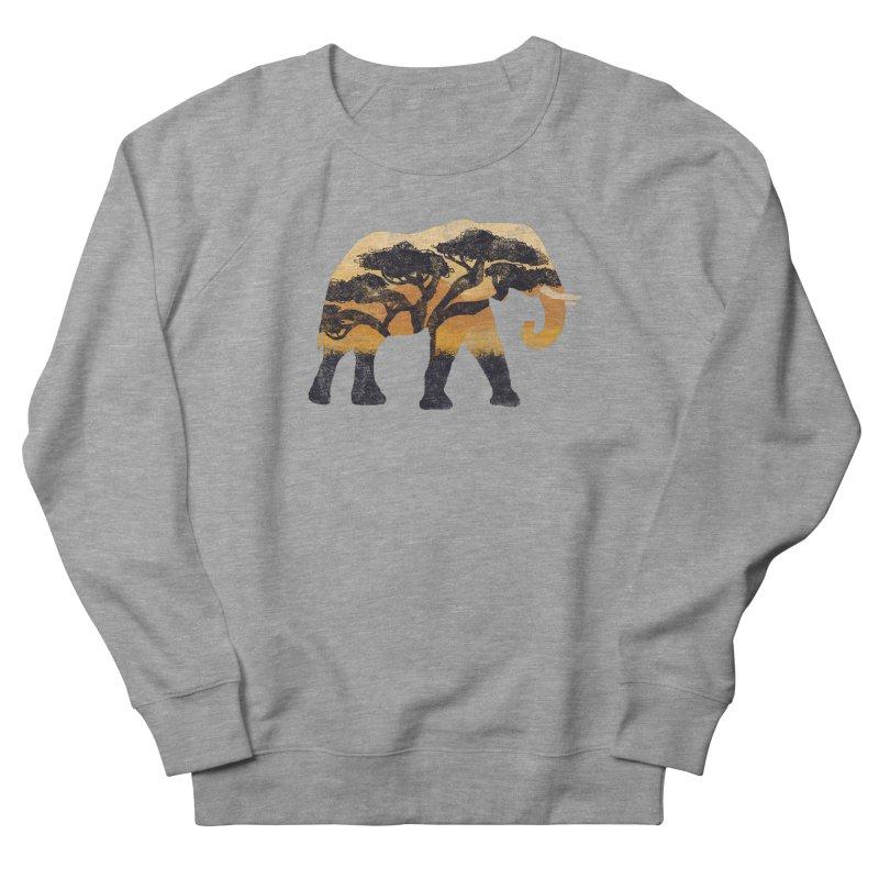 Safari Women's French Terry Sweatshirt by AtomicChild Design