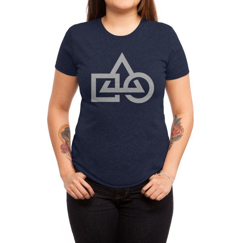 Elements of Design Women's T-Shirt by Atomic Lotus Apparel