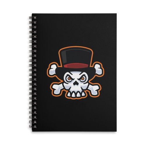 image for Skull in Tophat