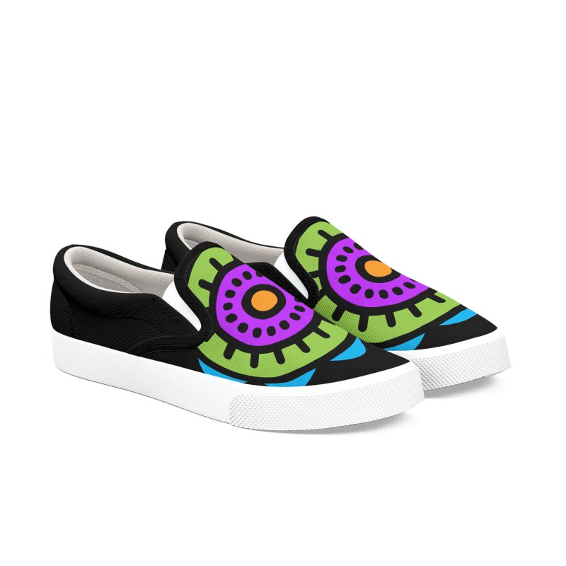 Kaleidoscope Men's Shoes by Atomic Lotus Apparel