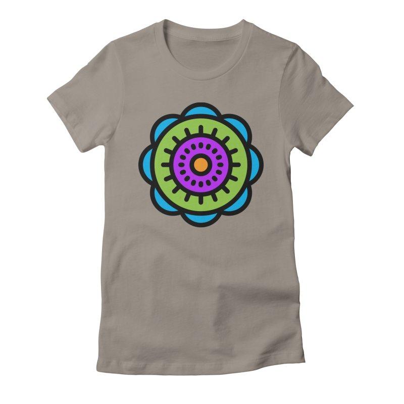 Kaleidoscope Women's T-Shirt by Atomic Lotus Apparel