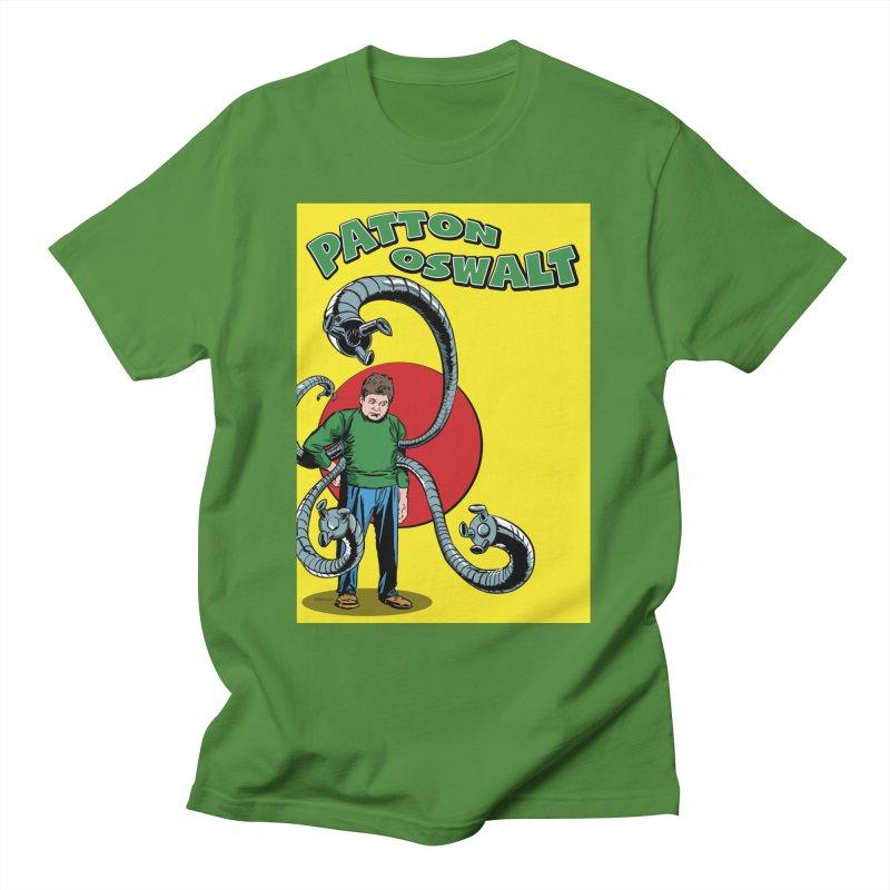 Patton Doc Oc Men's T-Shirt by atomicpopmonkey's Artist Shop