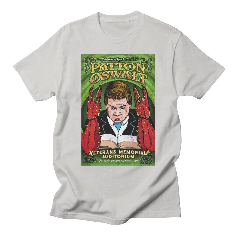 Patton Oswalt - Lovecraft Poster Men's T-Shirt by atomicpopmonkey's Artist Shop