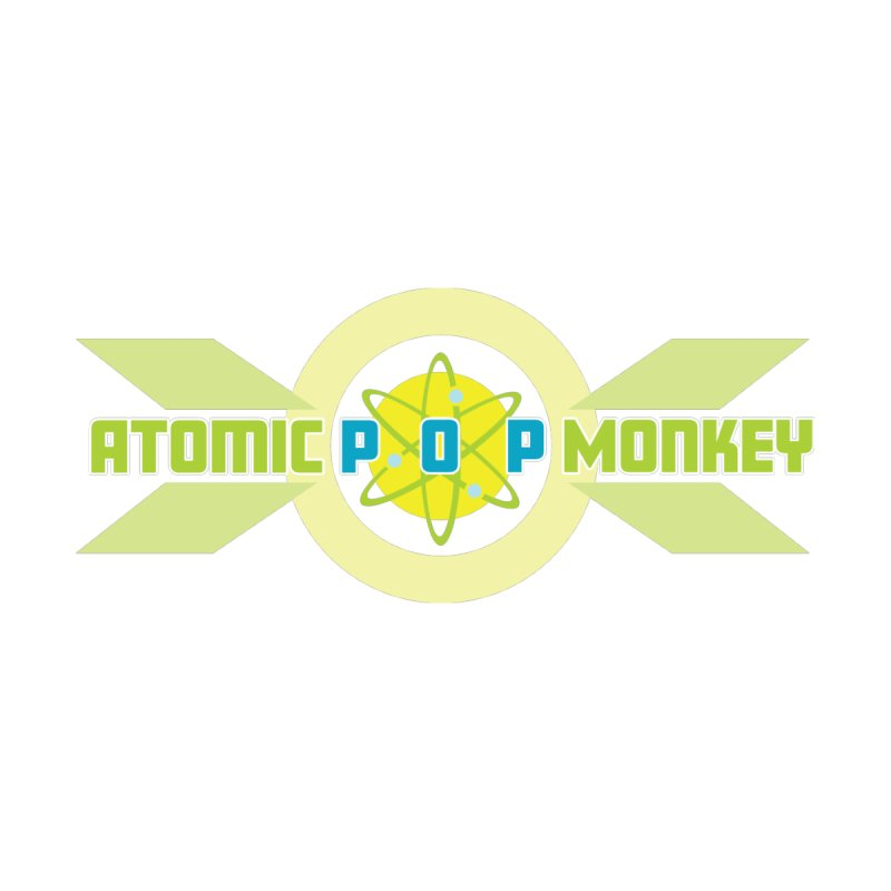 Atomic Retro Pop Monkey Women's Zip-Up Hoody by atomicpopmonkey's Artist Shop