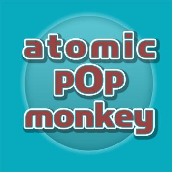 atomicpopmonkey's Artist Shop Logo
