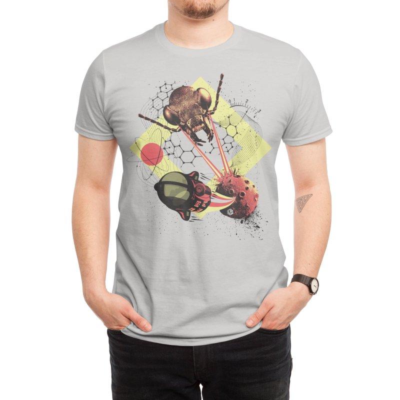 Vintage Future Vol12 Men's T-Shirt by atspali's Artist Shop