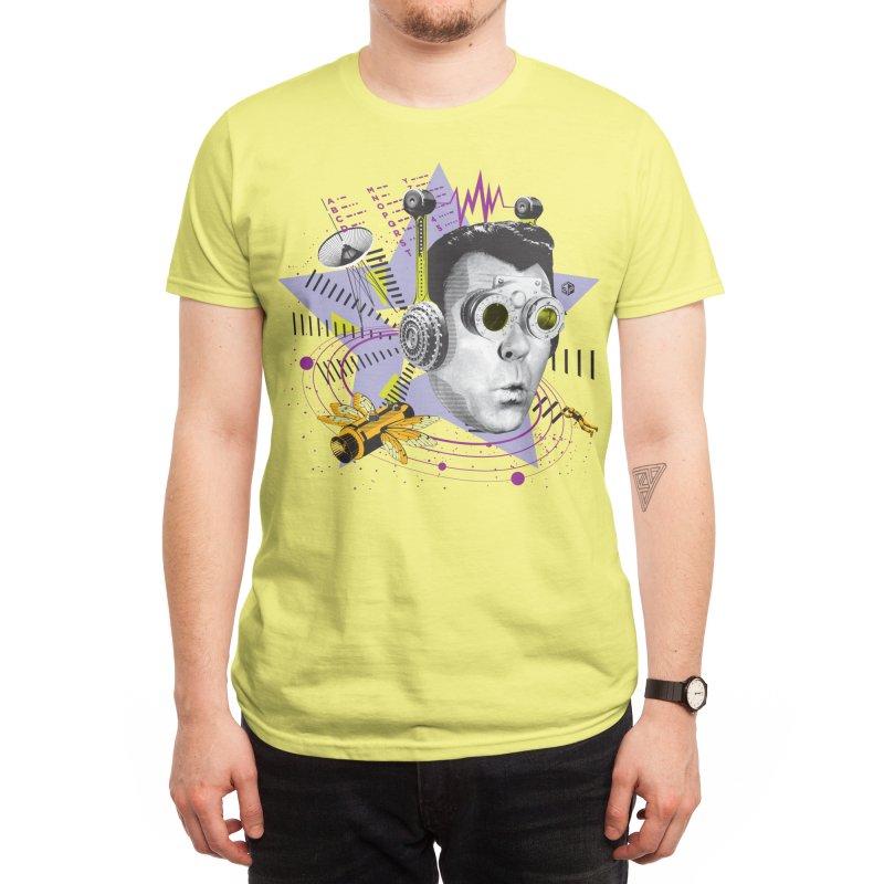 Vintage Future Vol13 Men's T-Shirt by atspali's Artist Shop