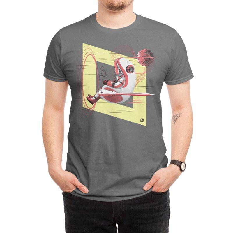 Vintage Future Vol16 Men's T-Shirt by atspali's Artist Shop