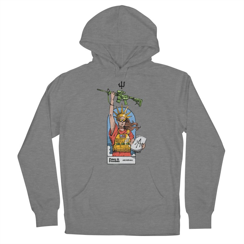 Statue of Liberty Women's Pullover Hoody by Attention®