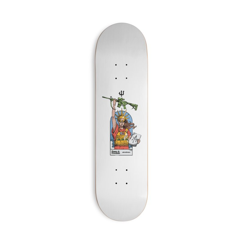 Statue of Liberty Accessories Skateboard by Attention®