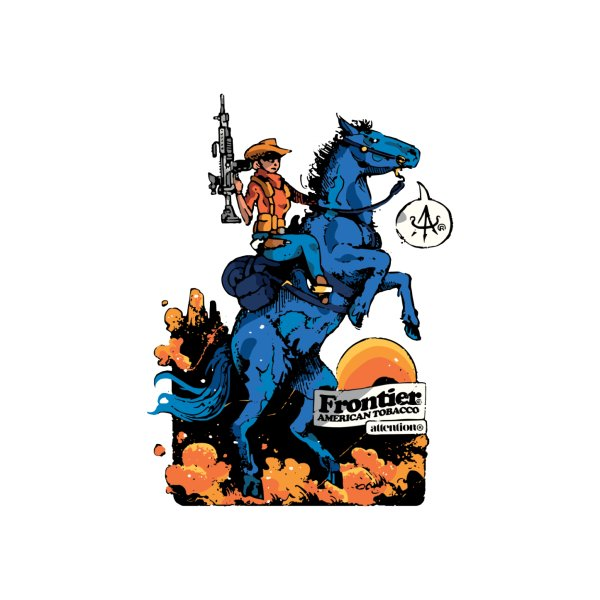 image for Frontier Horseback
