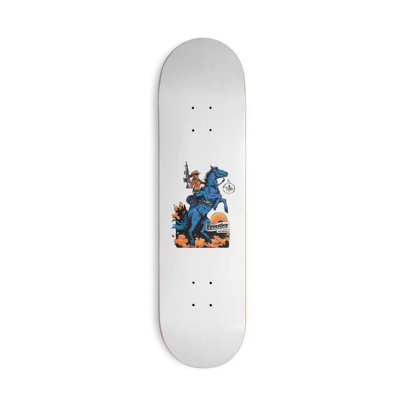 Frontier Horseback Accessories Skateboard by Attention®