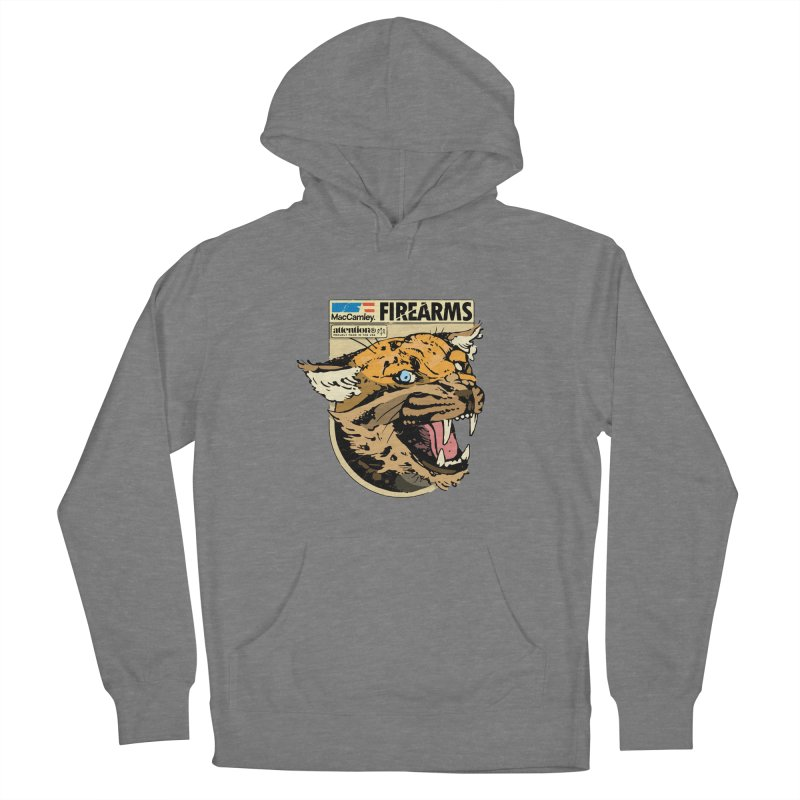 Big Cat Women's Pullover Hoody by Attention®