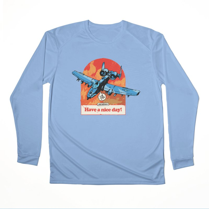 Have a nice day! Women's Longsleeve T-Shirt by Attention®