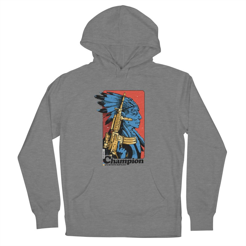 Chief Champion 2 Women's Pullover Hoody by Attention®