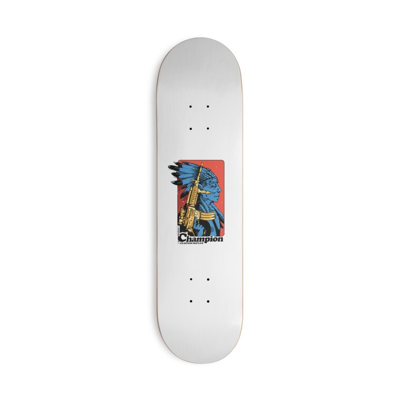 Chief Champion 2 Accessories Skateboard by Attention®
