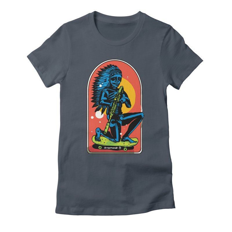 Skater Chief Women's T-Shirt by Attention®