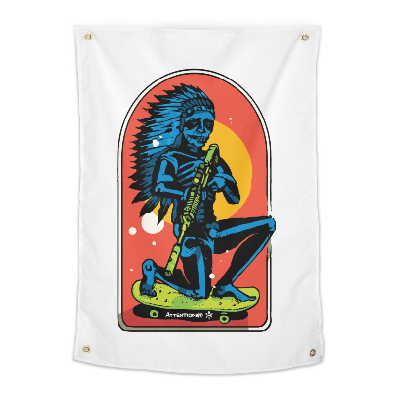 Skater Chief Home Tapestry by Attention®