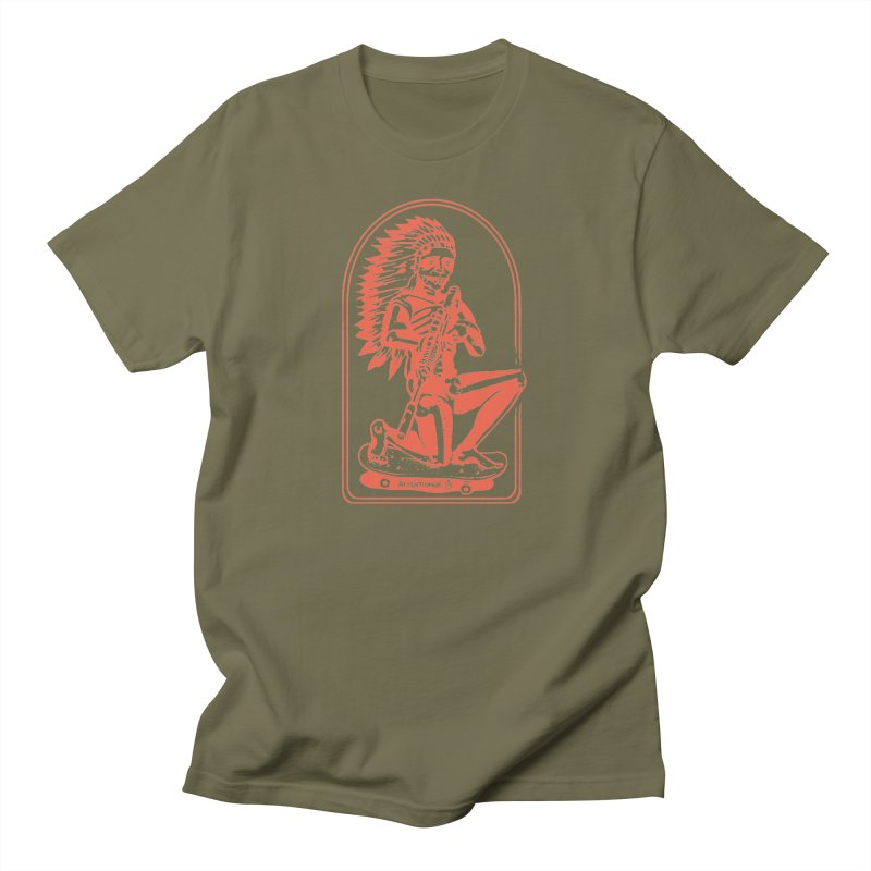 Skater Chief 2 Men's T-Shirt by Attention®