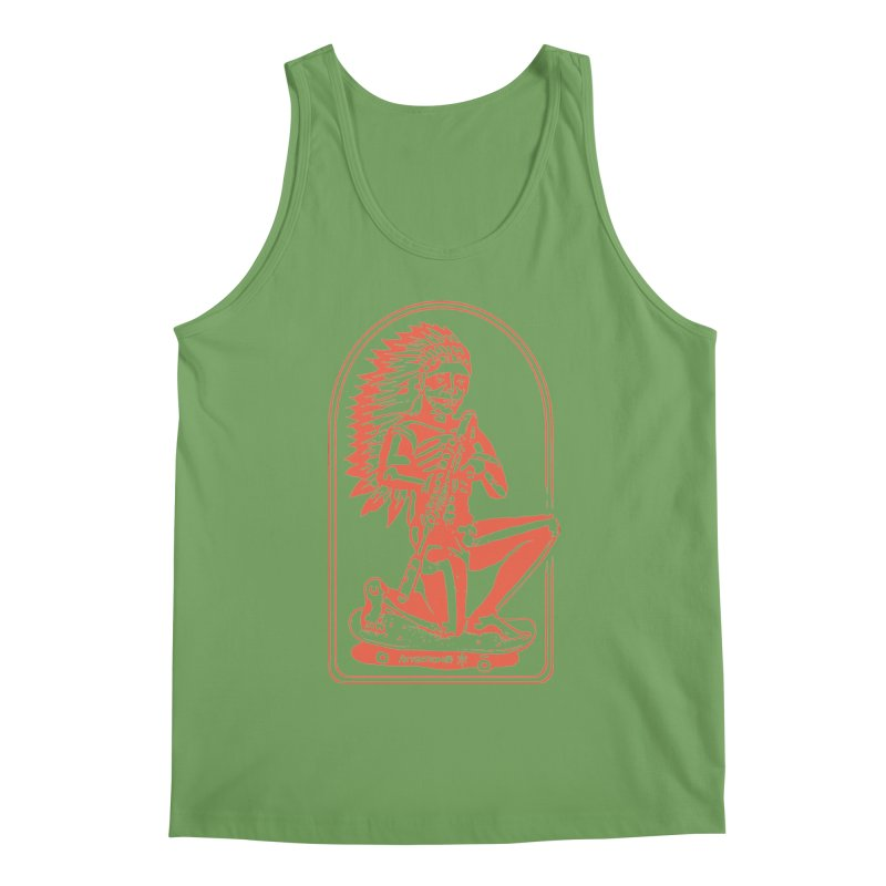 Skater Chief 2 Men's Tank by Attention®
