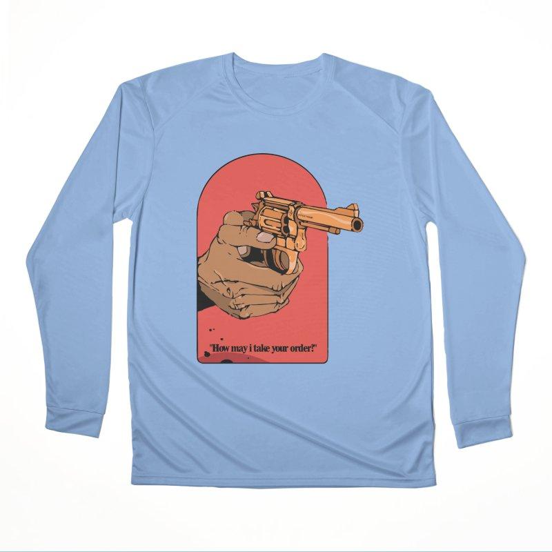 Revolver Men's Longsleeve T-Shirt by Attention®