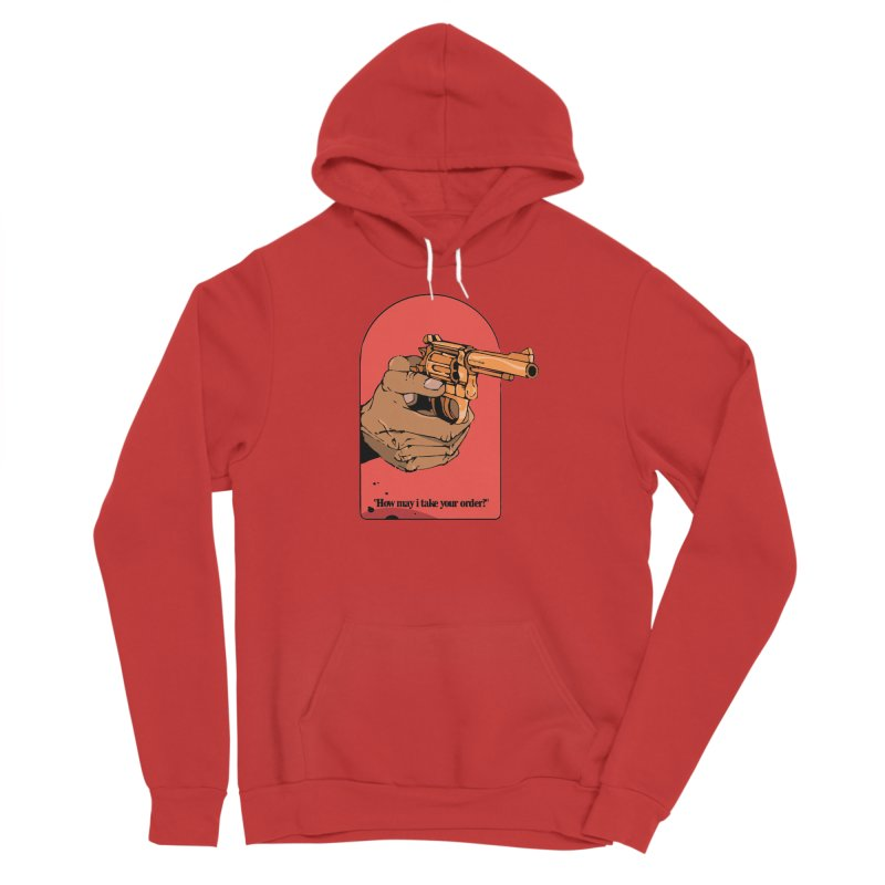 Revolver Women's Pullover Hoody by Attention®